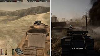 Evolution of Battlefield Games 2002-2018