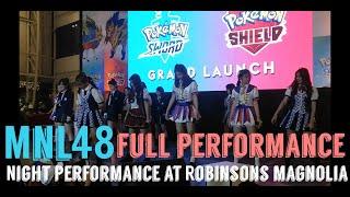 Download lagu MNL48 Full Performance NIGHT Performance Robinsons Magnolia