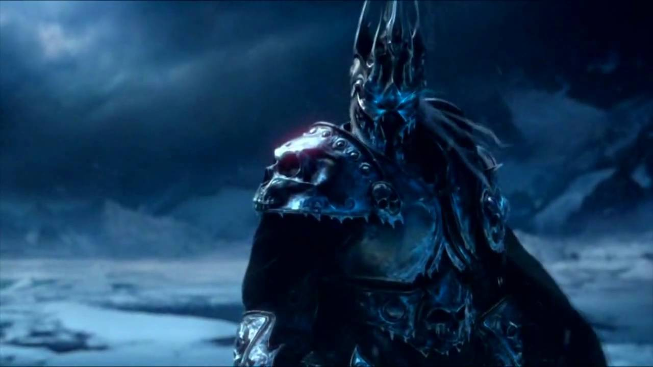 World Of Warcraft Animated Wallpaper World Of Warcraft Wrath Of The Lich King Intro Hd Youtube