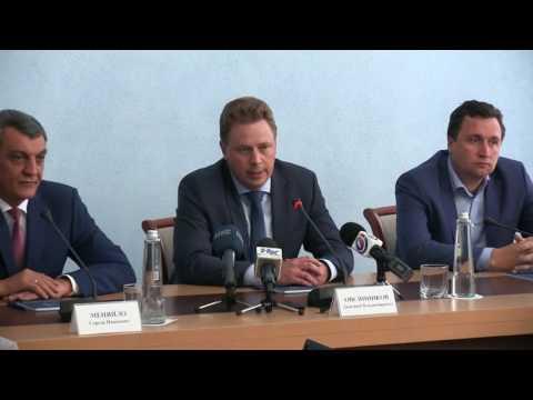 Представление нового губернатора Севастополя