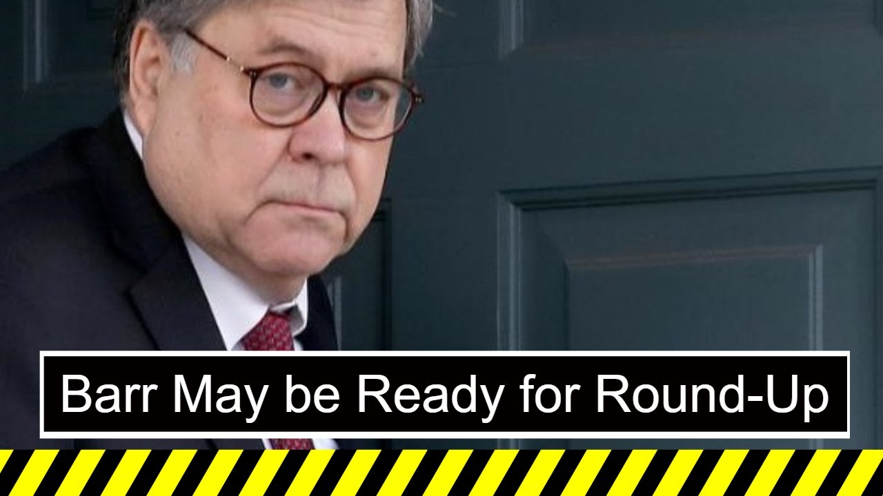 Headlines With A Voice William Barr Routs the Resistance