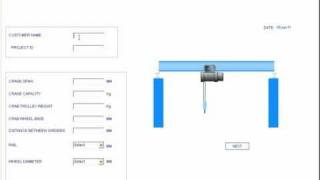Solidworks Automation - Crane Double Girder