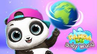Spend a Day with Cute Panda Lu 🐼 Panda Lu Baby Bear World | TutoTOONS Cartoons & Games for Kids