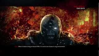 Resident Evil: Operation Raccoon City - Nemesis Mode Gameplay