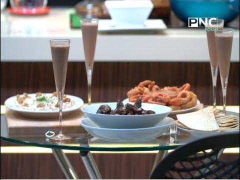 طريقة عمل السودة اللبناني | طريقة عمل بصل محمر بصوص الحار|  المطعم PNC FOOD