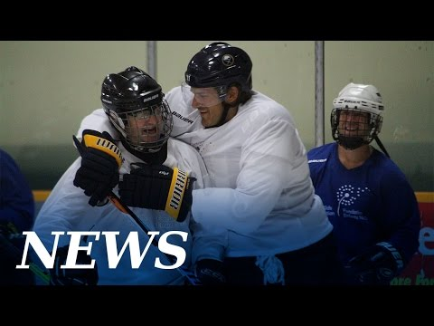 NHL players versus Docs