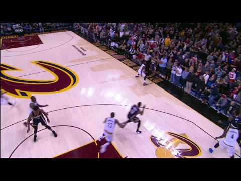 Indiana Pacers vs Cleveland Cavaliers | April 2, 2017 | NBA 2016-17 Season