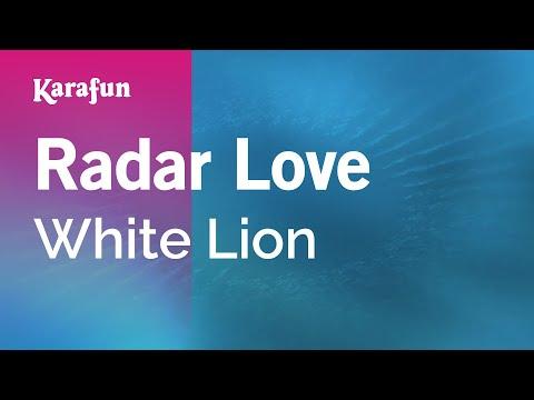 Karaoke Radar Love - White Lion *