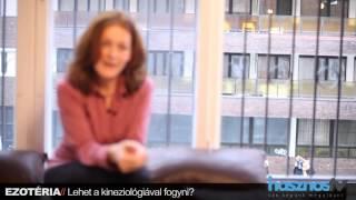 hasznosTV - Lehet fogyni a kineziológiával?(, 2013-04-11T07:32:55.000Z)