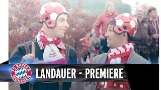 """Trailer """"Landauer – der Präsident"""""""