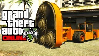 GTA 5 Online: Secret Cars
