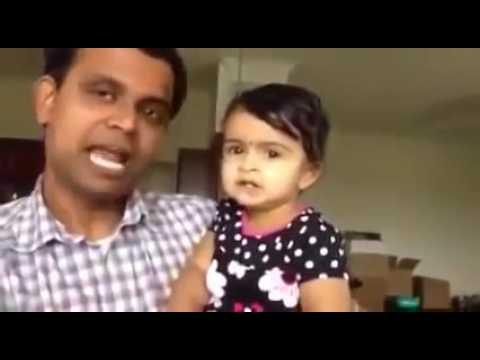Baby Lasya Comedy Episode 1 Lasya baby with her dad making comedy Lasya  Baby Marchipoya