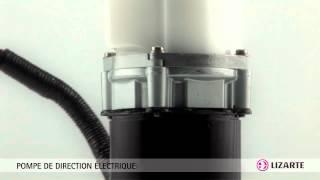 Pompe d'assistance electrique Lizarte