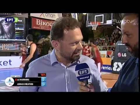 Panos T. Xenokostas on ERT2 Greek State TV Channel (9/7/2018)