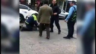Ascenderán a los policías que discutieron con un juez
