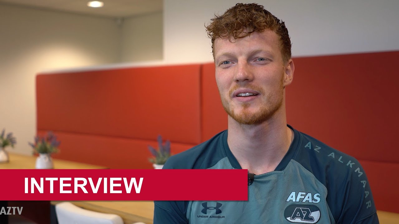Interview Druijf   1e Eredivisie-goal