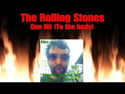 The Rolling Stones One Hit (to the body)