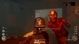 CALL OF DUTY WWII ZOMBI ОБНОВЛЕНИЕ НОВАЯ КАРТА  The Darkest Shore Gameplay Walkthrough [HD PS4]