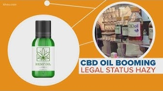 Connect the Dots: CBD's it's legal status in Texas remains hazy