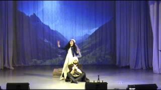 М.Ю. Лермонтов «Хаджи Абрек», отрывок из поэмы. Исполняет Театральная студия «Самоцветы»