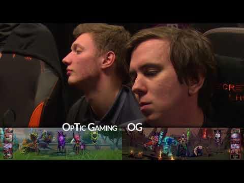 Optic Gaming vs OG (Bo1) - The Bucharest Major Swiss Group Stage