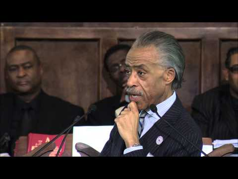 Rev. Al Sharpton - Brown Chapel March 8,  2015