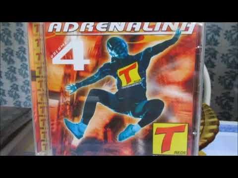 Adrenalina Transamerica Vol. 4 - CD