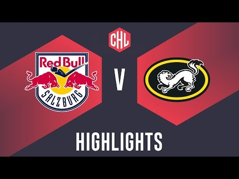 Highlights: Red Bull Salzburg vs. Kärpät Oulu