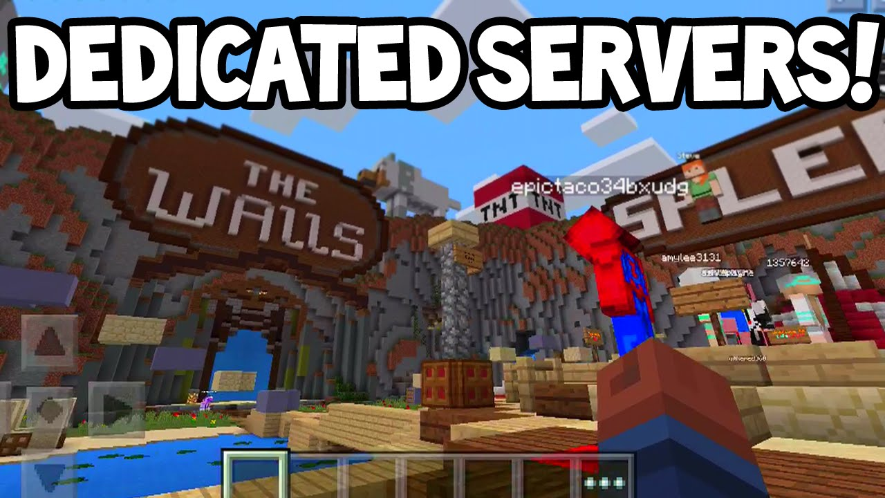 how to run a win10 minecraft server