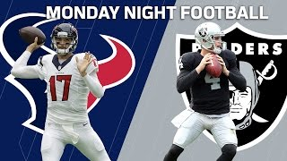 Houston Texans vs. Oakland Raiders (Week 11) | Hype Trailer | NFL in Mexico