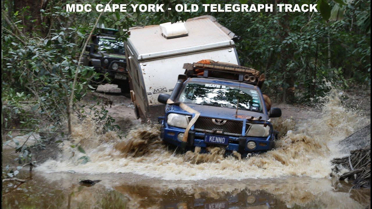 Mdc Old Telegraph Track Cape York Trip 2015 Award Winning