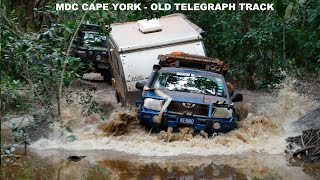 MDC OLD TELEGRAPH TRACK CAPE YORK TRIP 2015 (AWARD WINNING VIDEOGRAPHY)