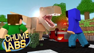 Minecraft: JURASSIC WORLD! (Chume Labs 2 #55)