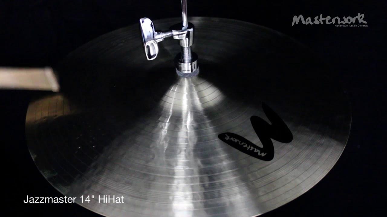 "Masterwork Jazz Master 14/"" HiHat"