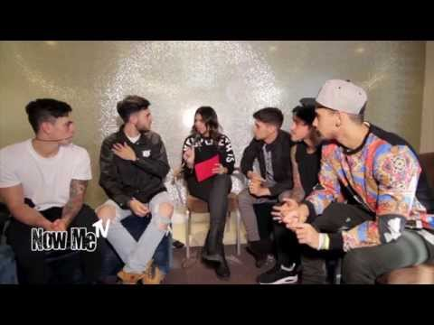 The Janoskians Interview: UK Fans, splitting rumours, new movie, pranks & more!
