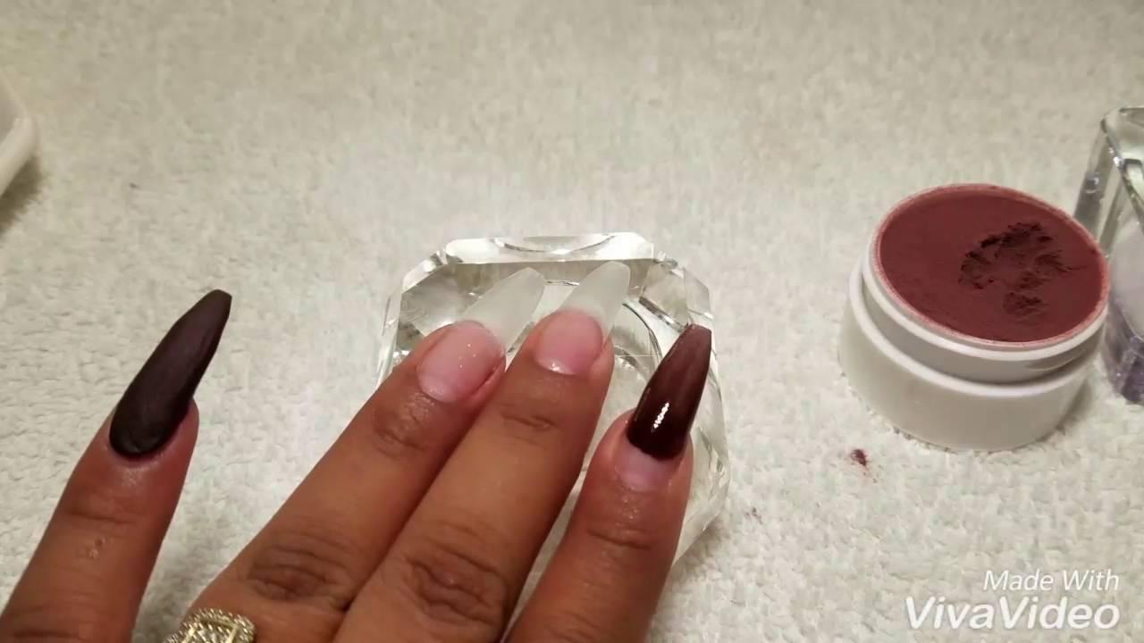 uñas elegantes y sencillas | uñas color nude | Easy nail