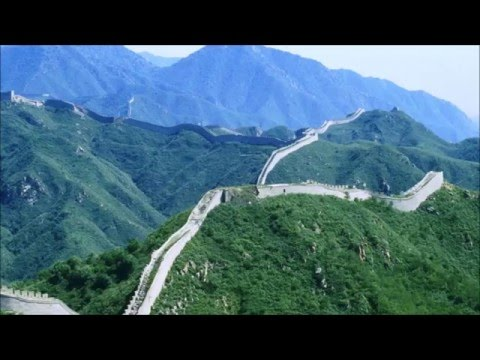 Great Wall of China - SlideShow With Relaxing Classical Music