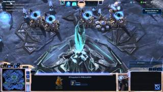Starcraft 2: Legacy of the Void Campaign 07 - Last Stand