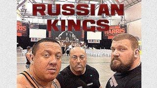 Russian King Tour - Malanichev, Koklyaev, Sarychev, Konstantinov