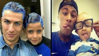 Neymar Filho vs Ronaldo Filho ● Estilo de vida 2017!! thumbnail