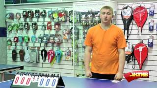 видео Всепогодный теннисный стол купить