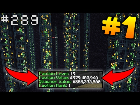The RICHEST Factions Base of ALL TIME! (#1 FACTION)   Minecraft Factions (SaiCoPvP) #289