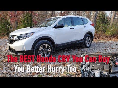 The Best Honda CRV You Can Buy - 2019 Honda CRV LX Review