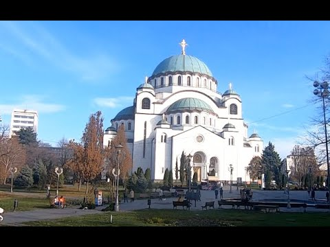 Belgrade, Serbia (City Tour & History)