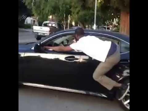 Man Chasing Ladies for Phone Number