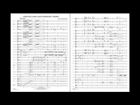 John Williams: Four Symphonic Themes arranged by Paul Lavender