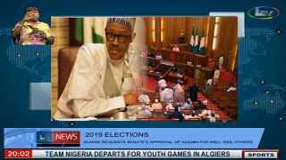 Buhari Requests N242b To Execute 2019 Elections