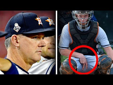 The Houston Astros Are CHEATERS?