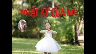 Trẻ mầm non múa nghệ thuật - Nhật ký của mẹ - Phương Nguyễn