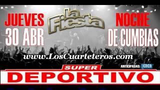 """Enganchados - La Fiesta """"Noche De Cumbias""""(Deportivo)[30-04-15]"""